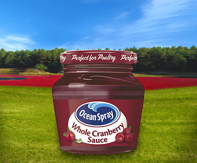 Wholeberry Cranberry Sauce