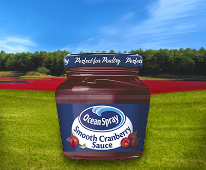 Smooth Cranberry Sauce