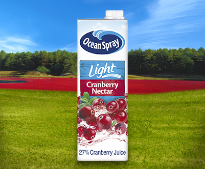Light Cranberry Nectar